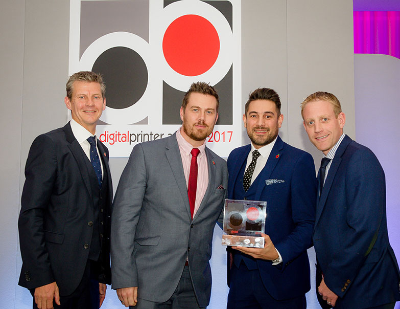 Resource wins Digital Print Award