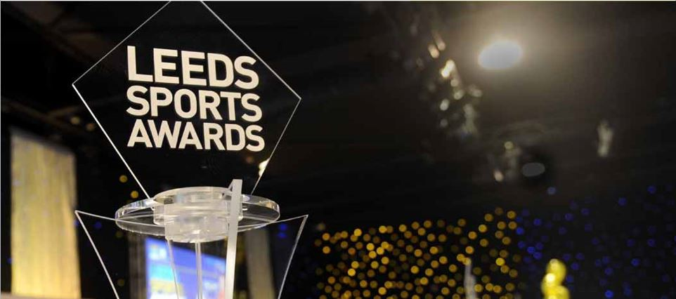 Proud sponsors of Leeds Sports Awards