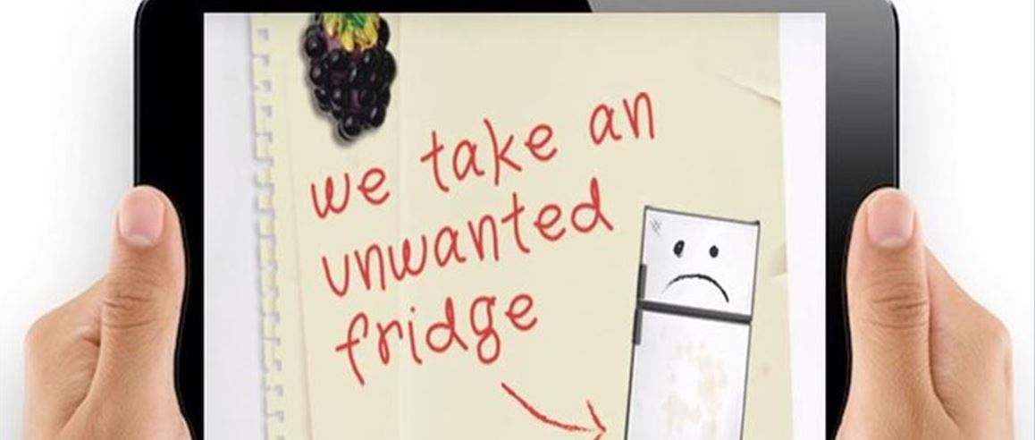 Film promotes recycled fridge initiative